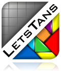 LetsTans for the iPhone/iPod touch and iPad by The Grabarchuk Family and Mehmet Murat Sevim
