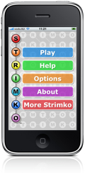 Strimko™ for the iPhone/iPod touch by Quokka Studios Pty Ltd and The Grabarchuk Family