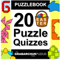 Puzzlebook: 20 Easter Puzzle Quizzes by The Grabarchuk Family